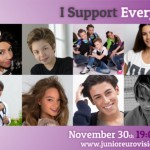 Who Should Win Junior Eurovision 2013? Update #1