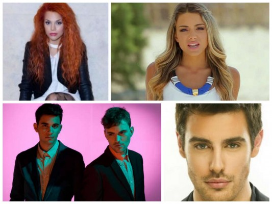 It's OFFICIAL: Here are the four Eurovision hopefuls in Greece