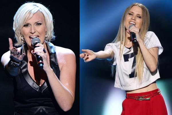 Melodifestivalen favourites: Ace Wilder or Sanna Nielsen for the win