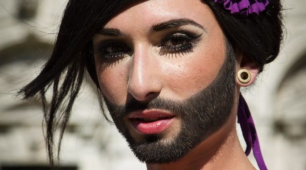 Conchita Wurst postpones song presentation, covers Emmelie