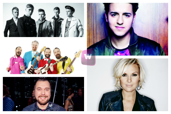 Poll: Who is your favourite Nordic Eurovision act in 2014?