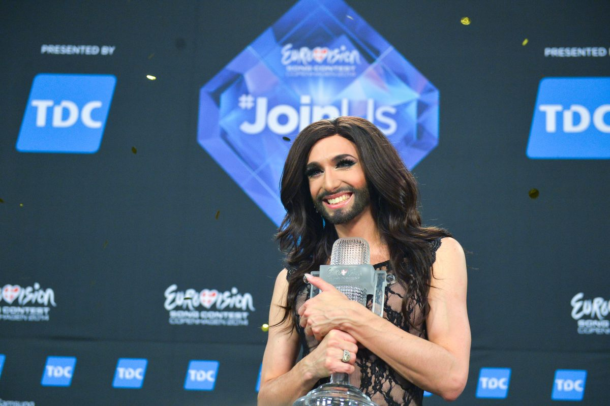 UK: Conchita Wurst to headline Manchester Pride