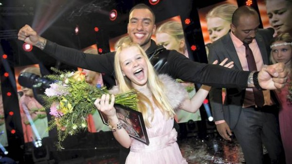Ulla Pia&#8217;s granddaughter wins <i>Voice Junior Denmark</i>