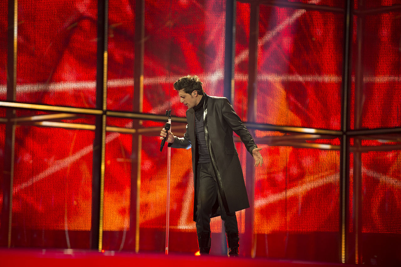 Armenia in the Eurovision Song Contest 2014