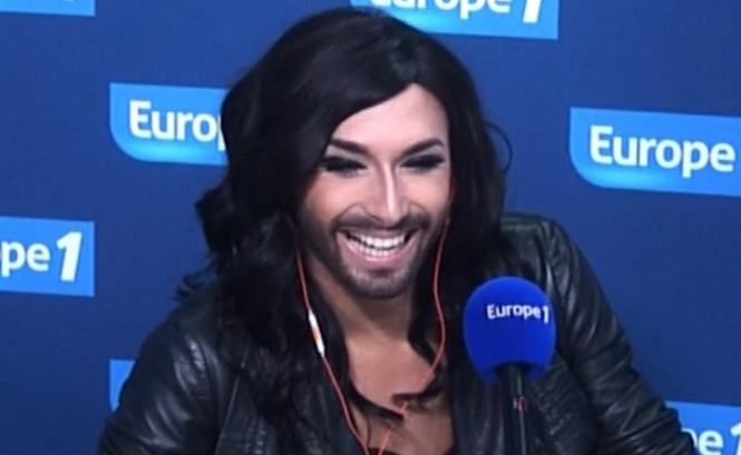 <i>Ooo la la!</i> Conchita Wurst to perform new material at The Crazy Horse Cabaret
