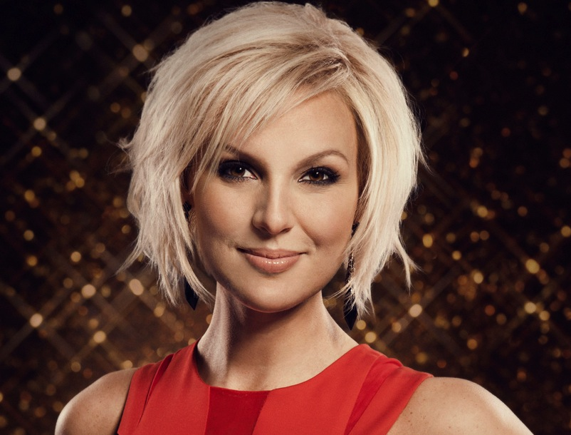 Seasons greetings: Sanna Nielsen wants your Christmas song suggestions