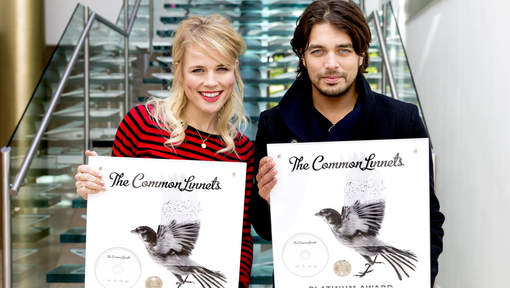 The Netherlands: The Common Linnets score best-selling album of 2014