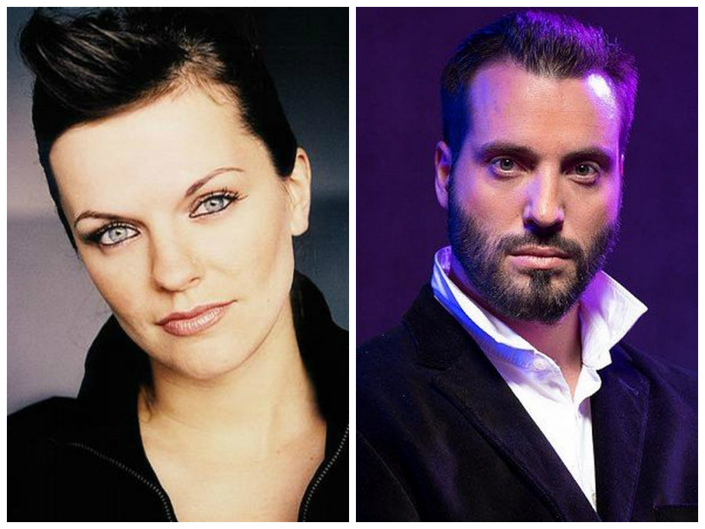 "Czech Republic: Marta Jandová and Václev Noid Barta to Sing ""Hope Never Dies"""