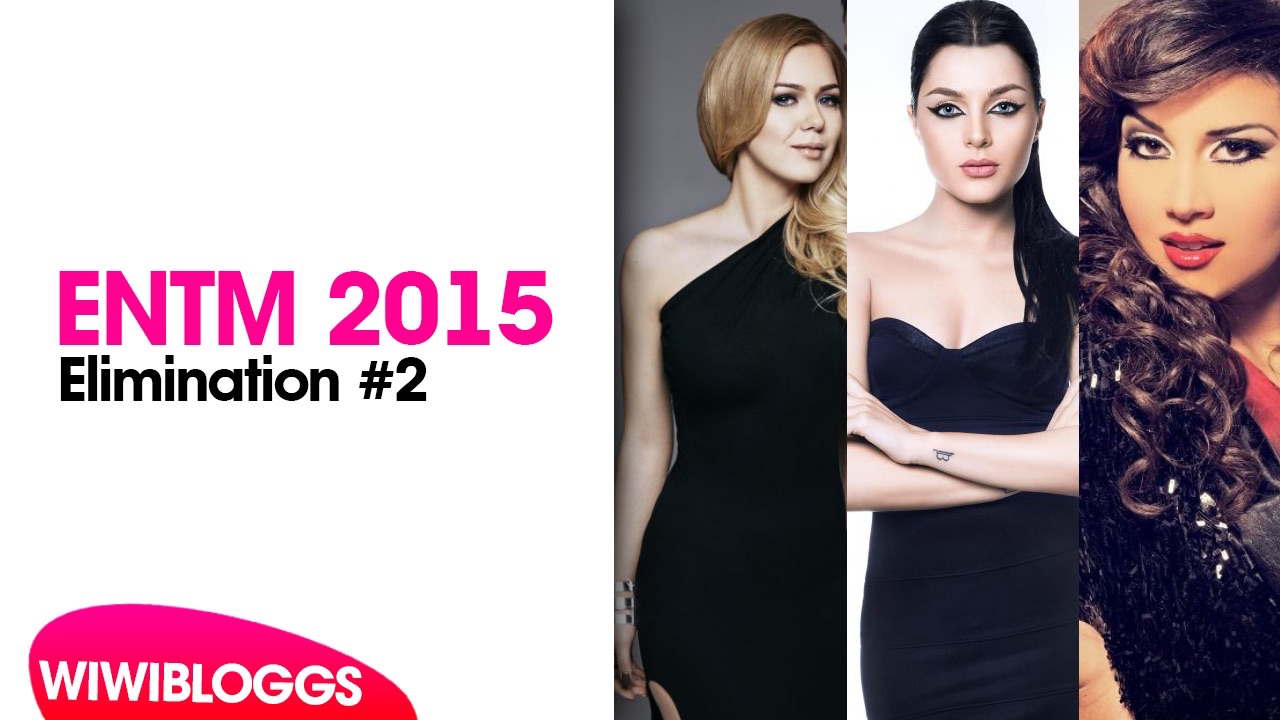 Eurovision's Next Top Model 2015: Elimination #2