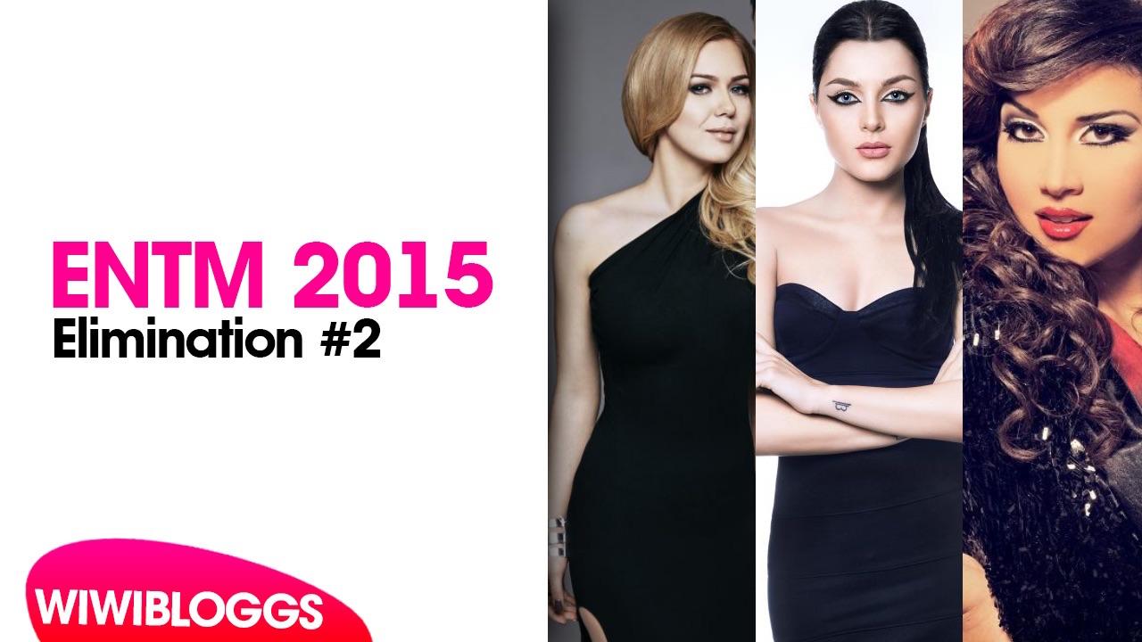 Eurovision's Next Top Model 2015: Elimination #2
