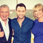 "Sweden: Måns Zelmerlöw appears on ITV's ""This Morning"""