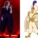 Eurovision's Worst Dressed: Trijntje Oosterhuis wins the Barbara Dex Award 2015