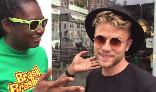 WATCH: Danish pop star Tim Schou takes us on a tour of Copenhagen