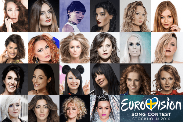 Poll: Who is the best solo female vocalist at Eurovision 2016?