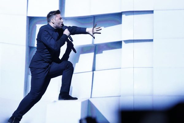 Vision Music Awards 2016: Russia's Sergey Lazarev wins Best Staging