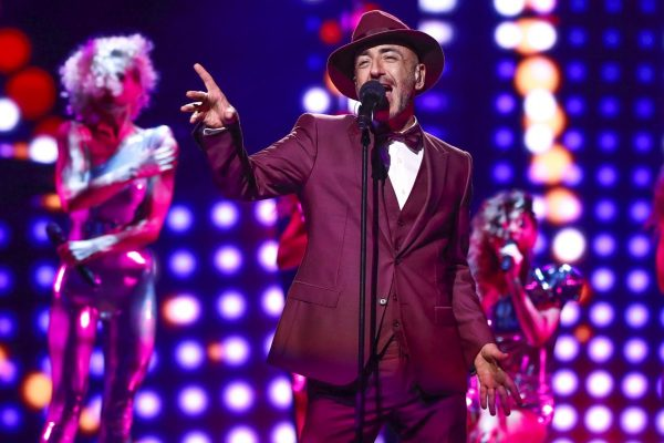 13 reasons we want Serhat to return to Eurovision 2017