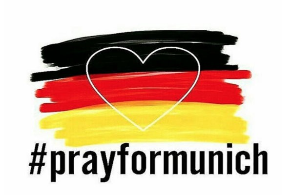 Munich shooting: Eurovision stars react to tragedy in Germany