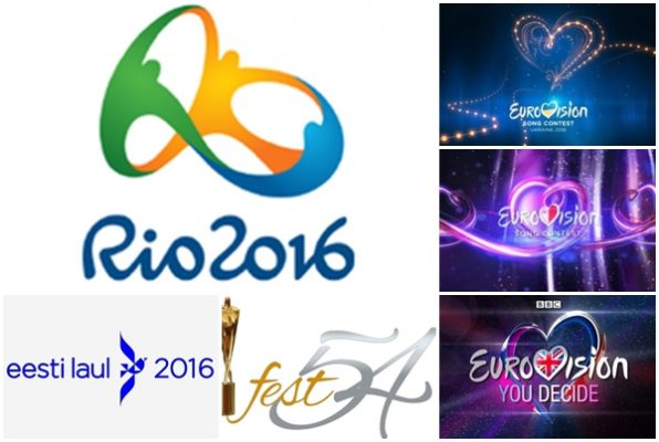 LIST: Five ways the Rio Olympics remind us of Eurovision national selection season