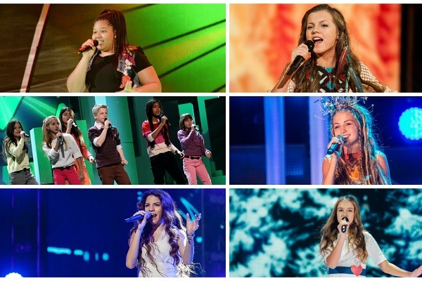 Wiwi Jury: Our top ten favourite Junior Eurovision songs