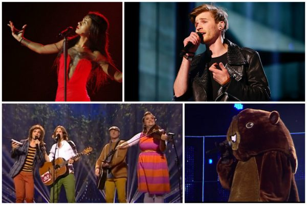 Eager beavers! Latvia's LTV receives 168 songs for Supernova 2017
