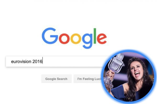 Eurovision 2016 makes Google's Year in Search along with Jamala, Sergey Lazarev and Michal Szpak