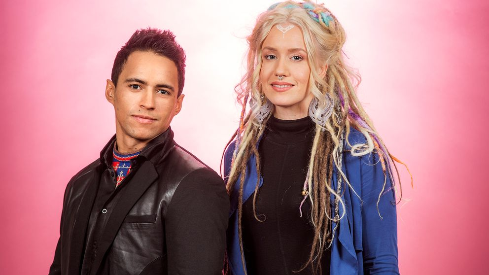 "Aninia on Melodifestivalen 2017: ""Jon Henrik and I have a shared heart in music"" 