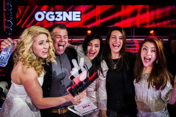 Father knows best? O'G3NE's dad Rick Vol has co-written their Eurovision 2017 song