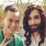 Conchita Wurst: I cry every time I watch Eurovision 2014