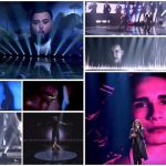 Face off! Which Eurovision 2017 act worked their own LED image best?