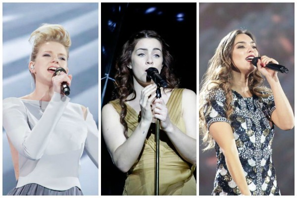 WATCH: Germany, United Kingdom and France — second rehearsals