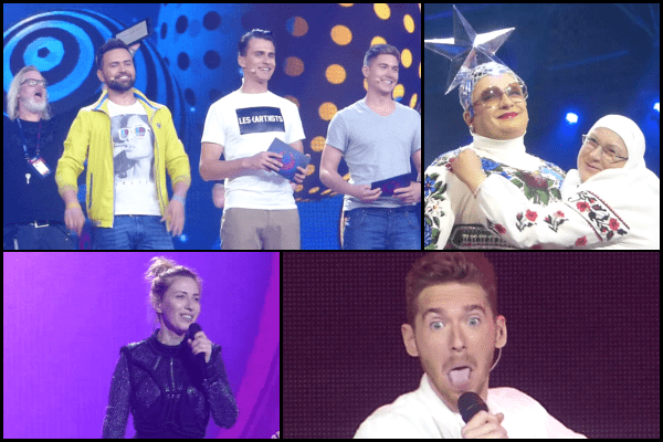 Eurovision 2017: Our favourite bloopers and outtakes of the rehearsals in Kyiv