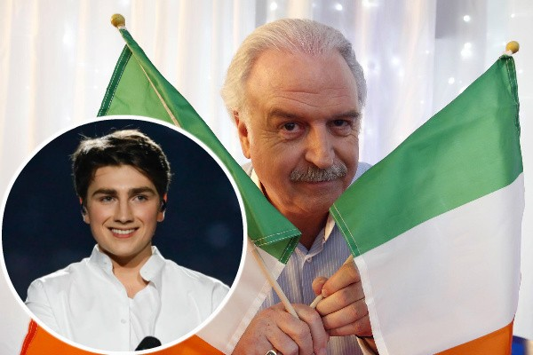 "RTÉ commentator Marty Whelan: Ireland is ""doing nothing wrong"" at Eurovision"