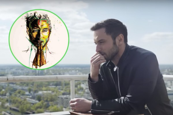 """WATCH: Måns Zelmerlöw releases """"Hanging on to Nothing"""" music video"""