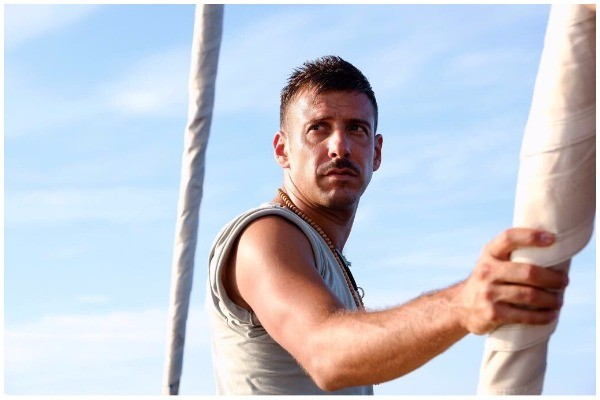 "From Alé to Arrr! Francesco Gabbani goes nautical for new single ""Pachidermi E Pappagalli"""