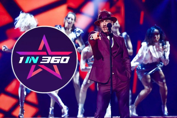 "San Marino launches search for the ""Internet's candidate"" with 1 in 360 for Eurovision 2018"