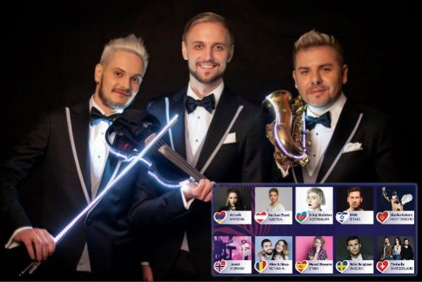 Moldova: SunStroke Project will party with Eurovision 2017 stars in Chisinau on their 10th anniversary
