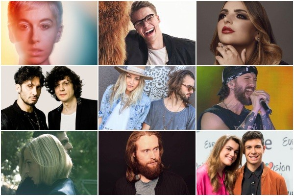 POLL: Who is your favourite Eurovision 2018 act so far? (12 February)