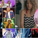 Ten in one: Nina covers all of Serbia's Eurovision entries