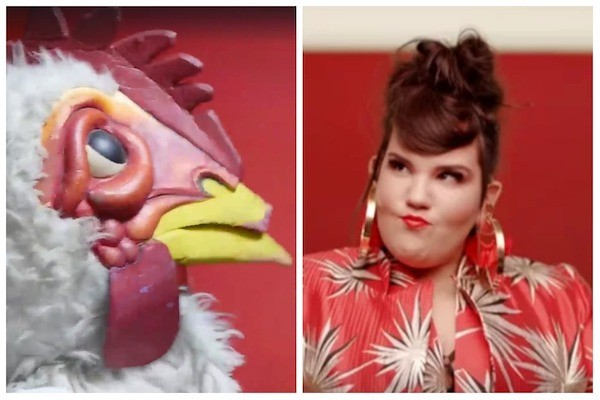I'm not your food! Anonymous parodies Netta Barzilai chicken sound in name of animal rights