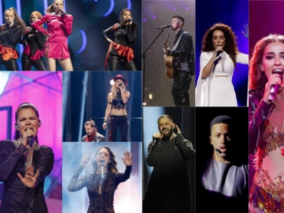 April 30 Eurovision 2018 rehearsals day two poll