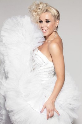 Krista Siegfrids wedding