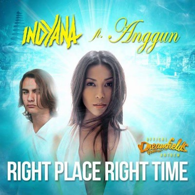 Right place right time anggun