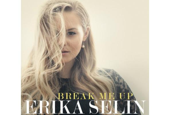 Erika Selin Break Me Up Eurosong Ireland Eurovision 2015