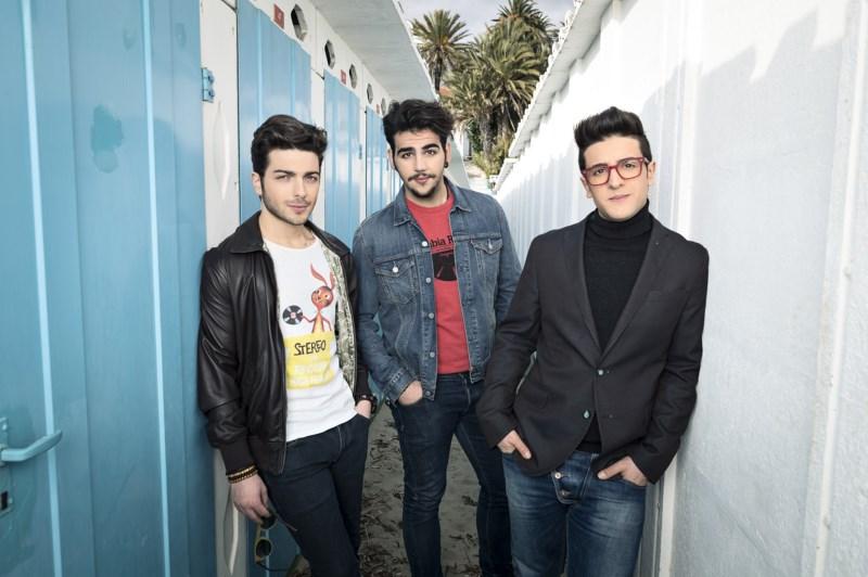 Il Volo Grande Amore Italy Eurovision Song
