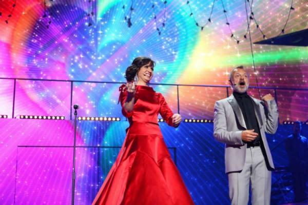 Graham Norton Petra Mede Eurovision's Greatest Hits