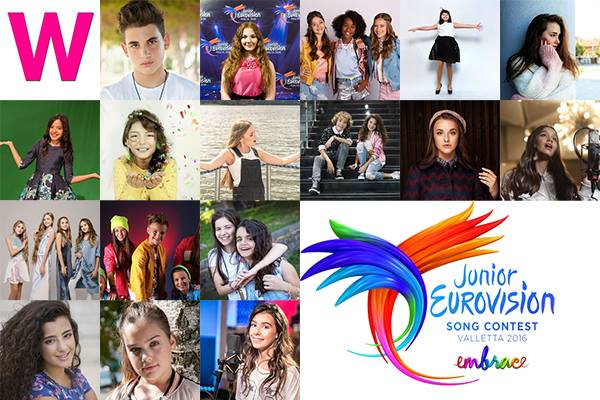 who will win junior eurovision 2016?