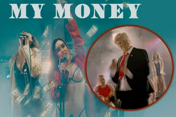 my money serebro donald trump