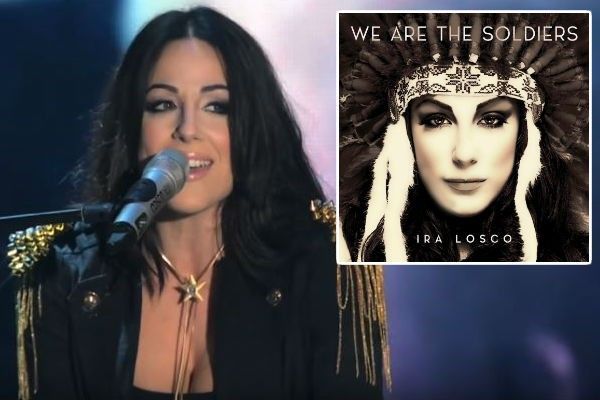 Ira Losco We Are The Soldiers Malta Eurovision