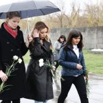 """Levina visits Armenian Genocide memorial complex…as NDR releases """"Perfect Life"""" revamp"""