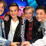 "JESC Wiwi Jury: The Netherlands' Fource with ""Love Me"""